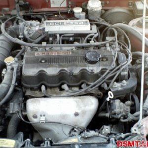 1993 Eclipse 1.8 - Engine